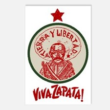 Zapata Postcards (Package of 8)