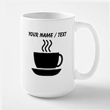 Custom Coffee Icon Mugs