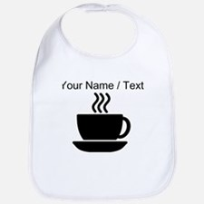 Custom Coffee Icon Bib