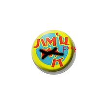 jim'll fix it Mini Button