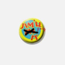 jim'll fix it Mini Button