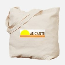 Alicante, Spain Tote Bag