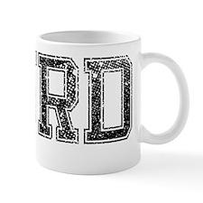 TURD, Vintage Mug