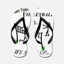 SYA volleyball Flip Flops