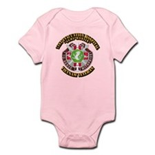 Army - 71st Evacuation Hospital Infant Bodysuit