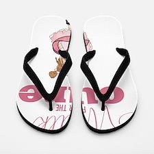 Kids Walk for the Cure Flip Flops