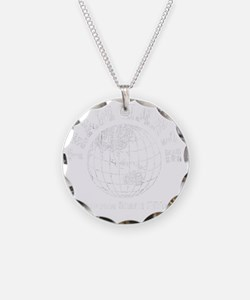 Team Earth : Member Since 20 Necklace