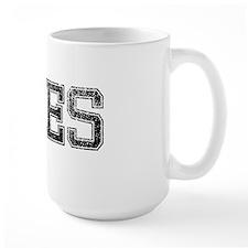 TYES, Vintage Mug