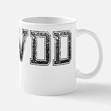 WWDD, Vintage Mug