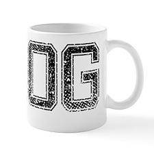 VLOG, Vintage Mug
