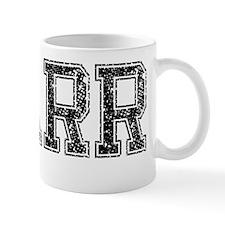 YARR, Vintage Mug