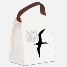 Bird Nerd (Frigatebird) Birding T Canvas Lunch Bag