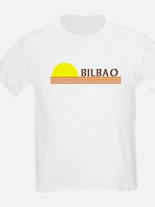 Bilbao, Spain Kids T-Shirt
