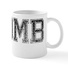 WOMB, Vintage Mug
