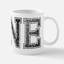 ZINE, Vintage Mug