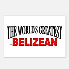 """""""The World's Greatest Belizean"""" Postcards (Package"""