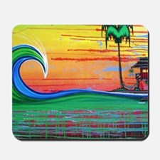 Drippy Island Mousepad