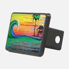 Drippy Island Hitch Cover