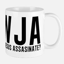 WWJA? Mug