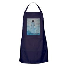Jesus Walking On The Water Apron (dark)