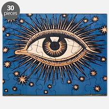 Eyeball Starburst Puzzle
