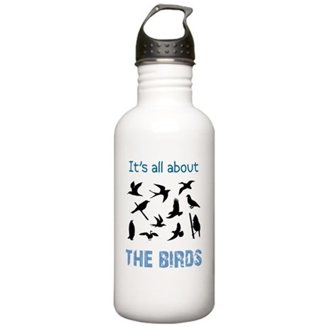 Its All About The Bird Stainless Water Bottle 1.0L