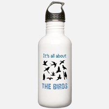 Its All About The Bird Water Bottle