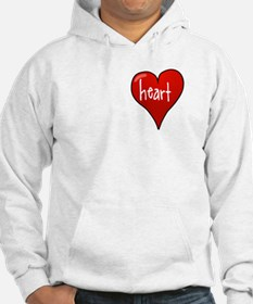 Let Your Heart Guide You Hoodie