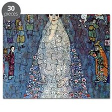 Gustav Klimt Baroness Elizabeth Puzzle
