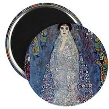 Gustav Klimt Baroness Elizabeth Magnet