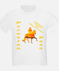 Different Strokes Kids T-Shirt