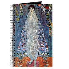 Gustav Klimt Baroness Elizabeth Journal
