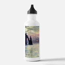 Monet The Manneport Su Water Bottle