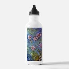 Monet Agapanthus Water Bottle