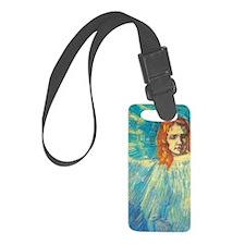 Vincent Van Gogh Angel Luggage Tag