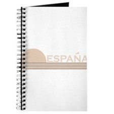 Espana Vintage Sunset Journal