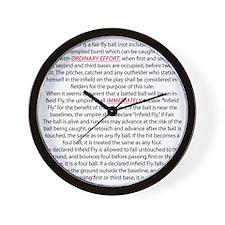 BS-Back Wall Clock