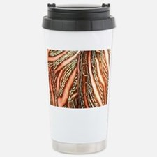 nudibrownlaptop_skin Stainless Steel Travel Mug