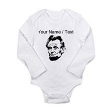 Custom Abraham Lincoln Body Suit