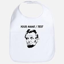 Custom Abraham Lincoln Bib