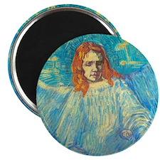 Vincent Van Gogh Angel Magnet