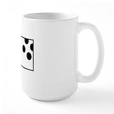 Retro Controller black Mug