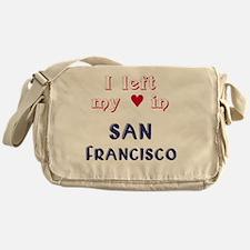 SF_10In12v2_LeftHeart_Design2_RedBlu Messenger Bag