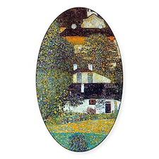 Gustav Klimt Castle Chamber at Atte Decal