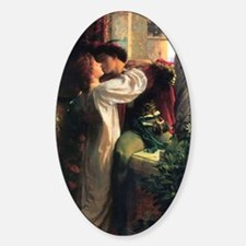 Frank Dicksee Romeo And Juliet Decal