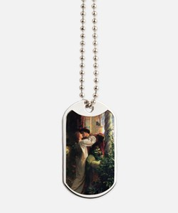 Frank Dicksee Romeo And Juliet Dog Tags