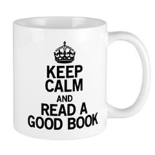 Keep Calm Good Book Mugs