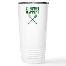 Compost Happens Travel Mug