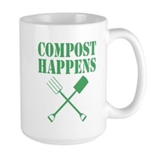 Compost Happens Mugs