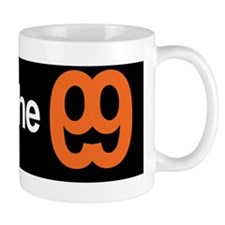We are the 99 (Jack o Lantern) Small Mug
